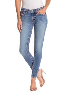 True Religion Jennie Flap Pocket Skinny Jeans
