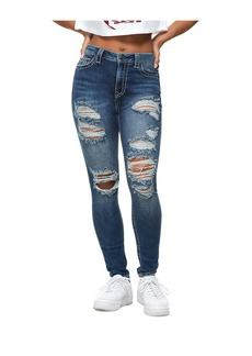 True Religion JENNIE HIGH RISE BIG T JEAN