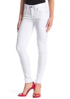 True Religion Jennie Mid Rise Skinny Jeans