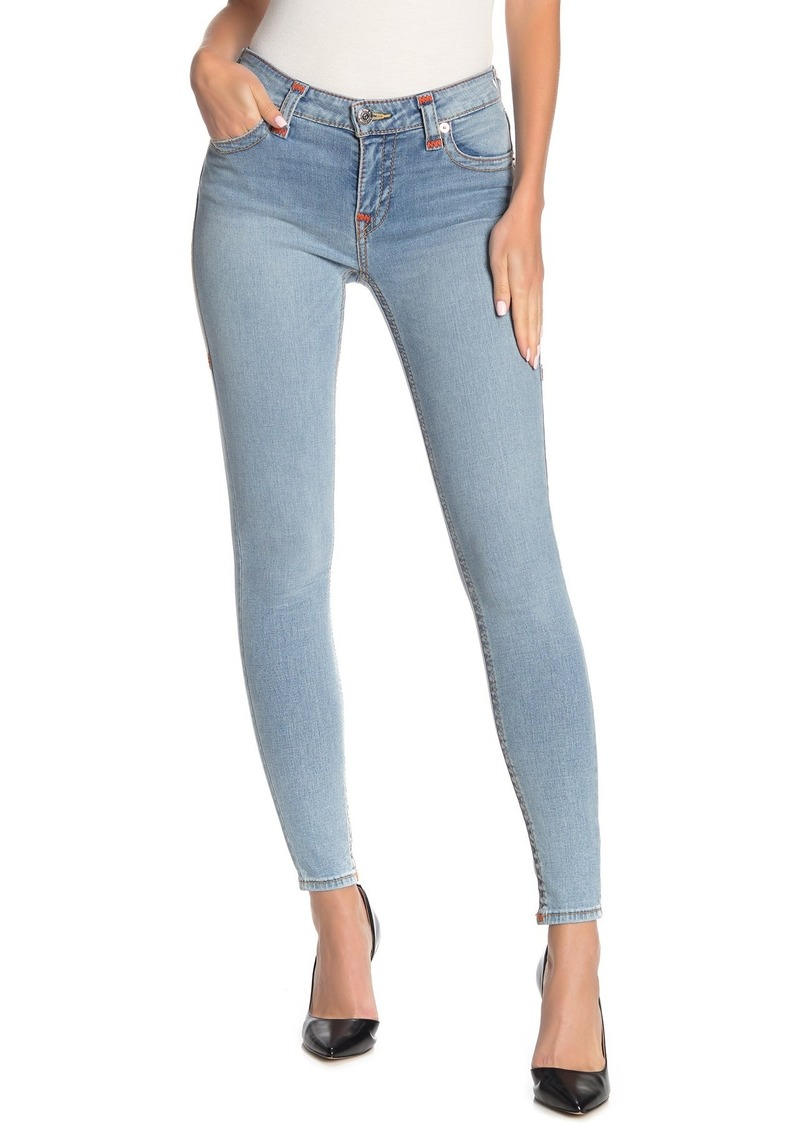 True Religion Jennie Old Mutli Skinny Jeans