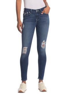 True Religion Jennie Ripped Skinny Jeans