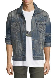 True Religion Jimmy Anniversary Denim Jacket