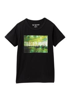 True Religion Lava Short Sleeve T-Shirt (Toddler & Little Boys)