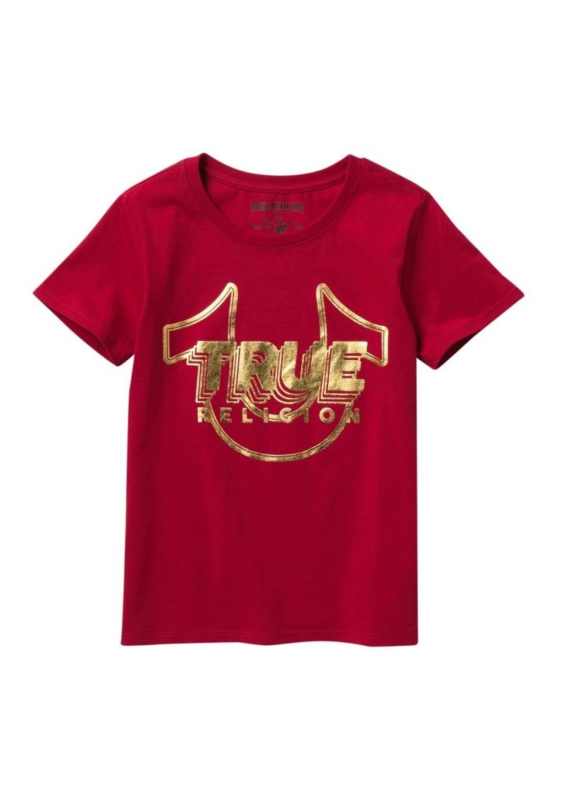 True Religion Layered True T-Shirt (Big Girls)