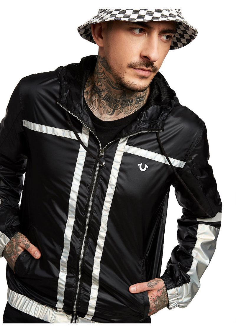True Religion REFLECT LIQUIFY JACKET