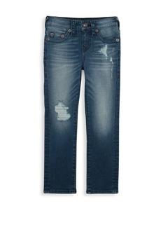 True Religion Little Boy's & Boy's Geno Se Jeans