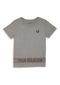 True Religion Little Boy's & Boy's High-Low Tee