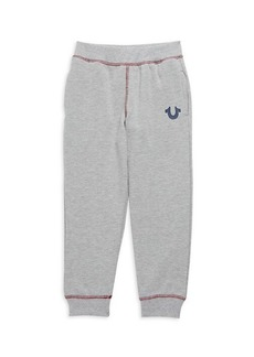 True Religion Little Boy's Cotton-Blend Sweatpants