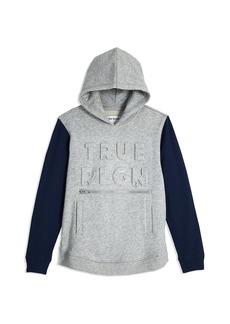 True Religion LOGO PULLOVER HOODIE