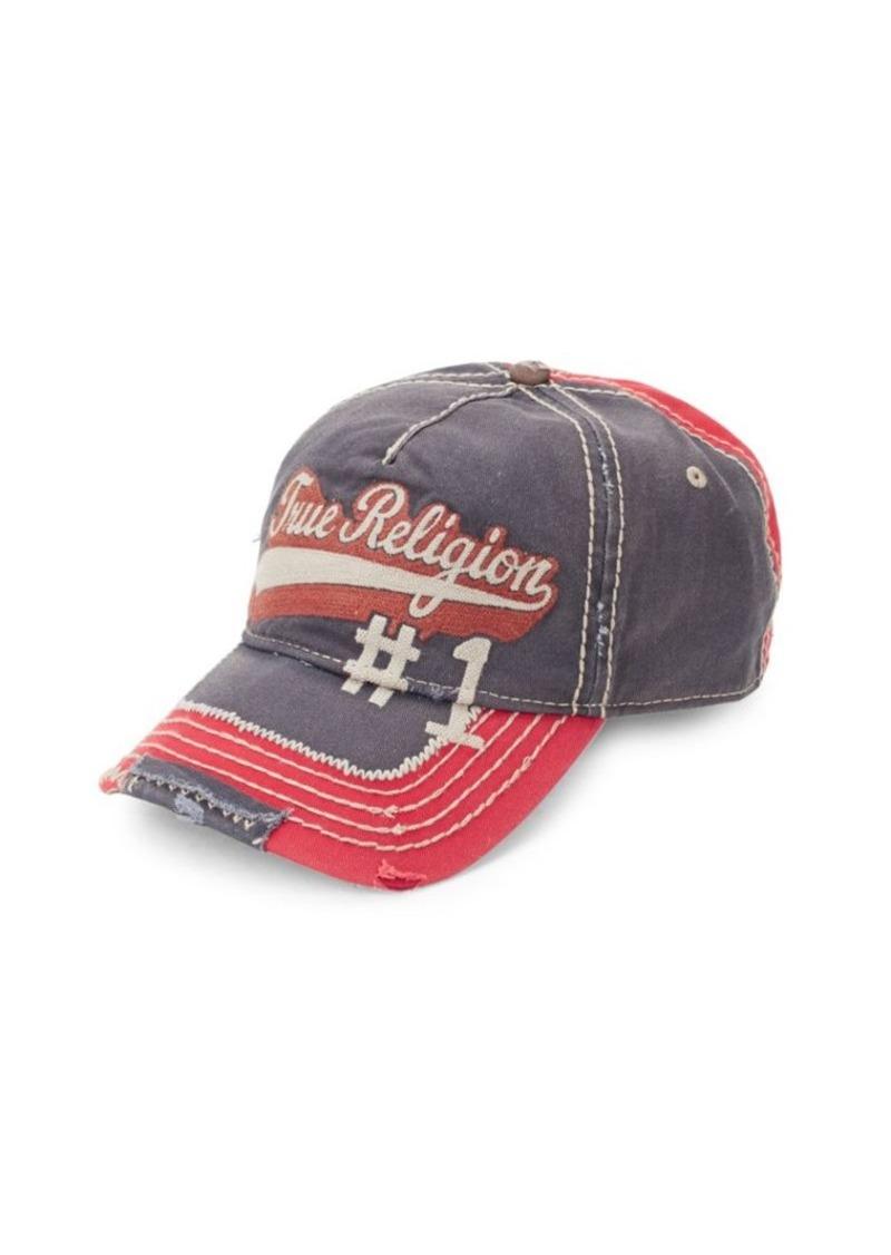 ba5e837e True Religion Logo Script Baseball Cap | Misc Accessories
