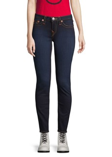 True Religion Lonestar Curvy Skinny Jeans