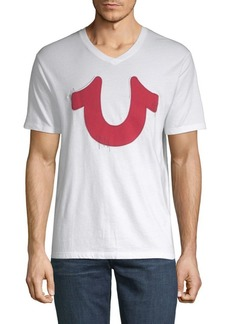 True Religion Mend U Cotton Tee