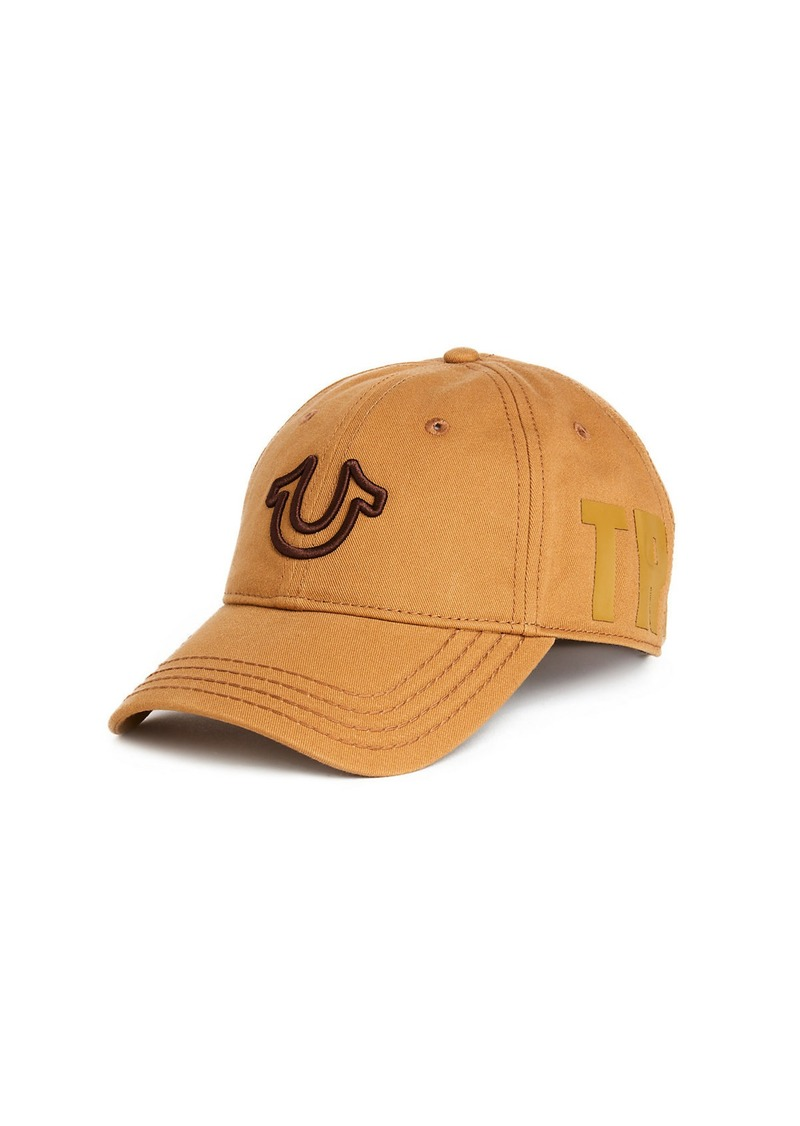 47ee03a2 True Religion MENS 3D EMBROIDERED HORSESHOE HAT   Misc Accessories