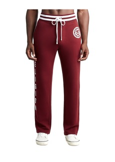 True Religion MENS ATHLETIC CREST SWEATPANT