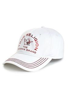 True Religion MENS BUDDHA BRAND BASEBALL CAP