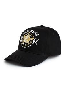 True Religion MENS BUDDHA CREST BASEBALL CAP