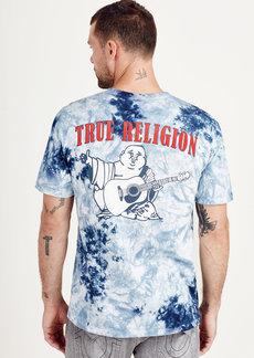True Religion FELT BUDDHA LOGO TEE