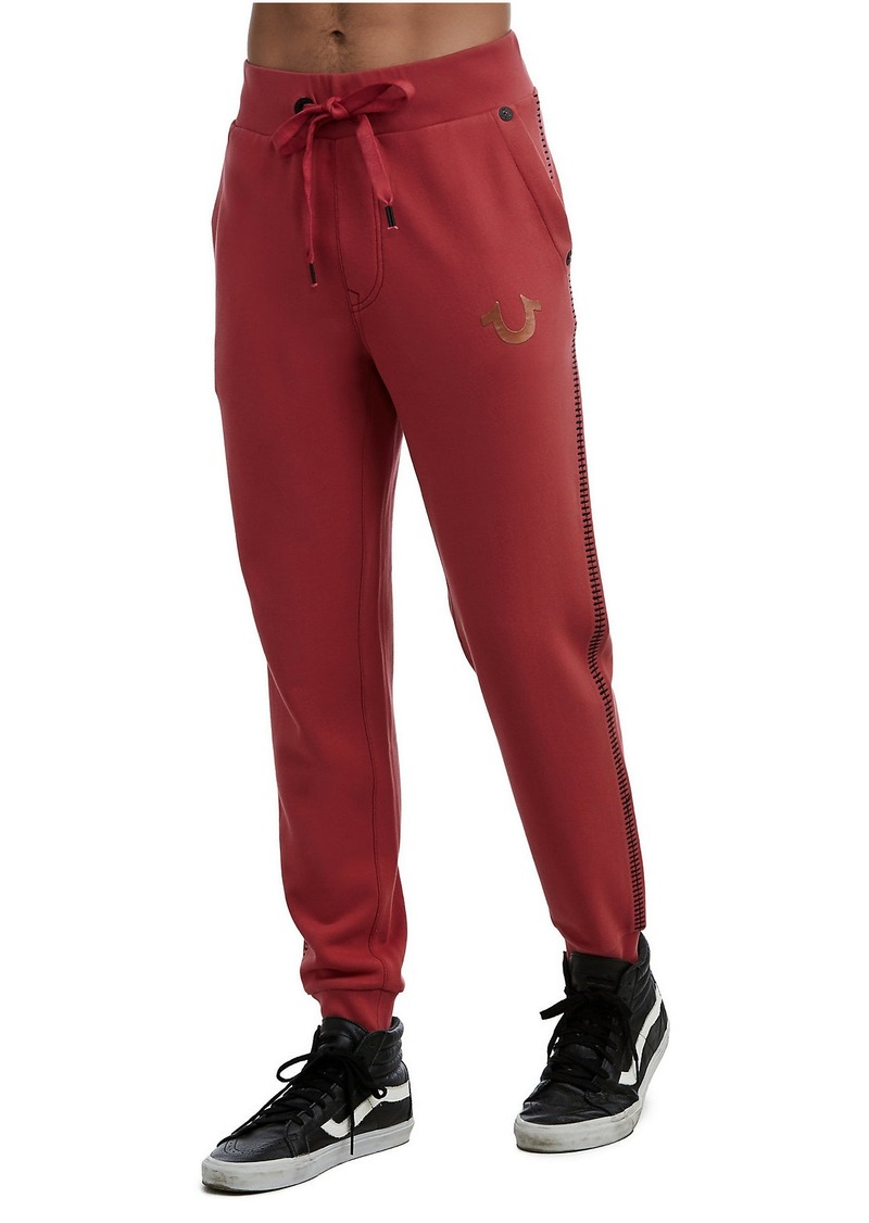 True Religion MENS CLASSIC SLIM SWEATPANT