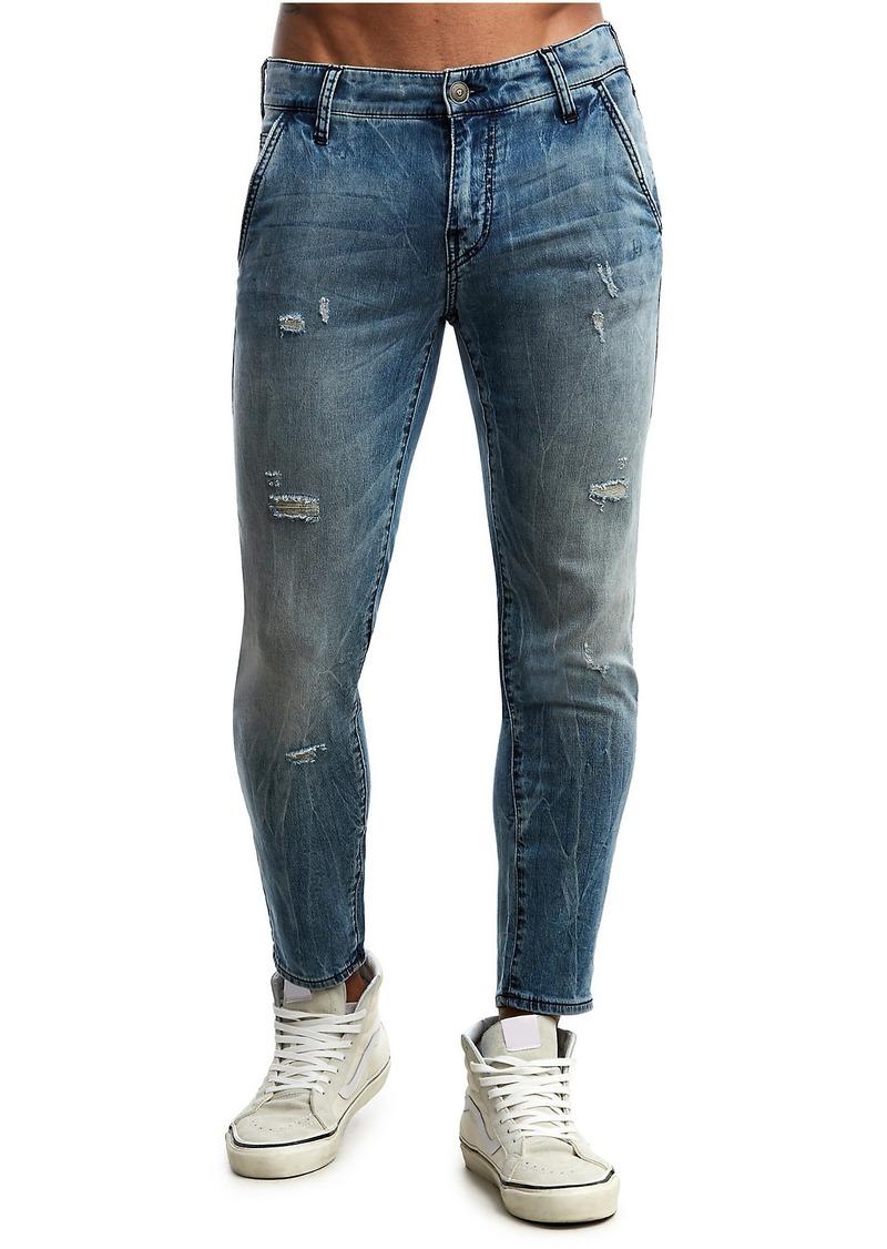 da17c9b4 True Religion MENS FINN RUNNER SKINNY JEAN | Jeans