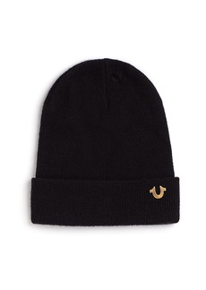 True Religion HORSESHOE BEANIE