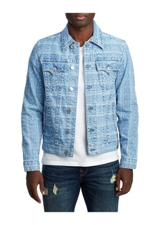 True Religion IKAT DENIM JACKET