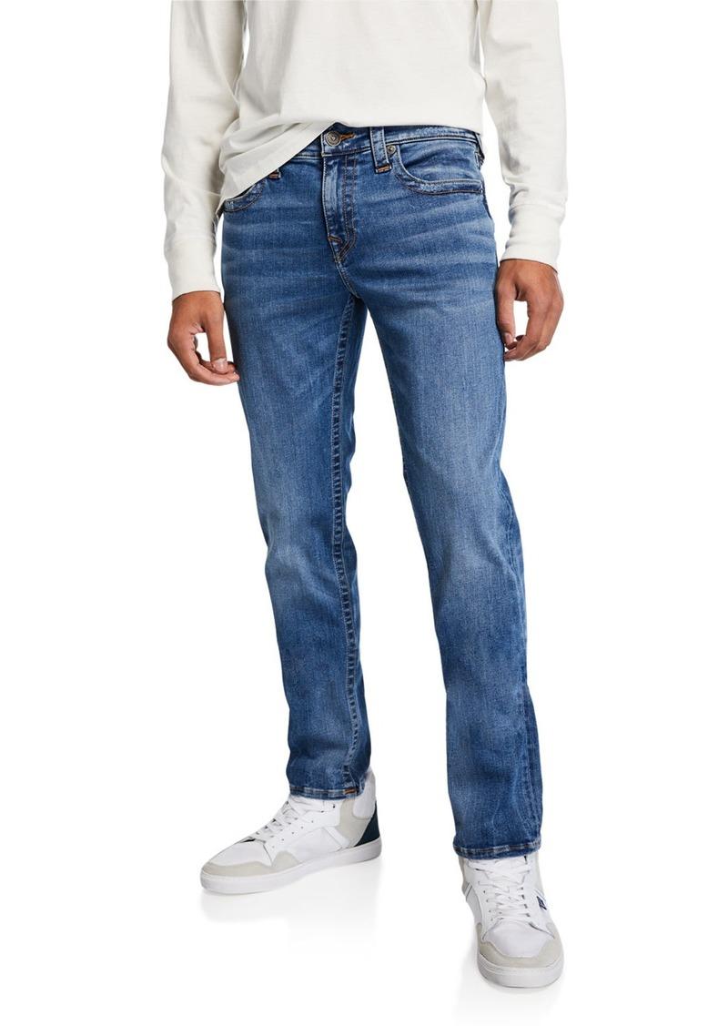 True Religion Men's Rocco Straight-Leg Jeans  Hindsite