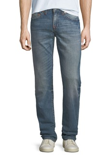 True Religion Men's Skinny-Fit Old Multi-Stitch Jeans