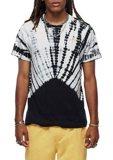 True Religion Men's Tie-Dye T-Shirt