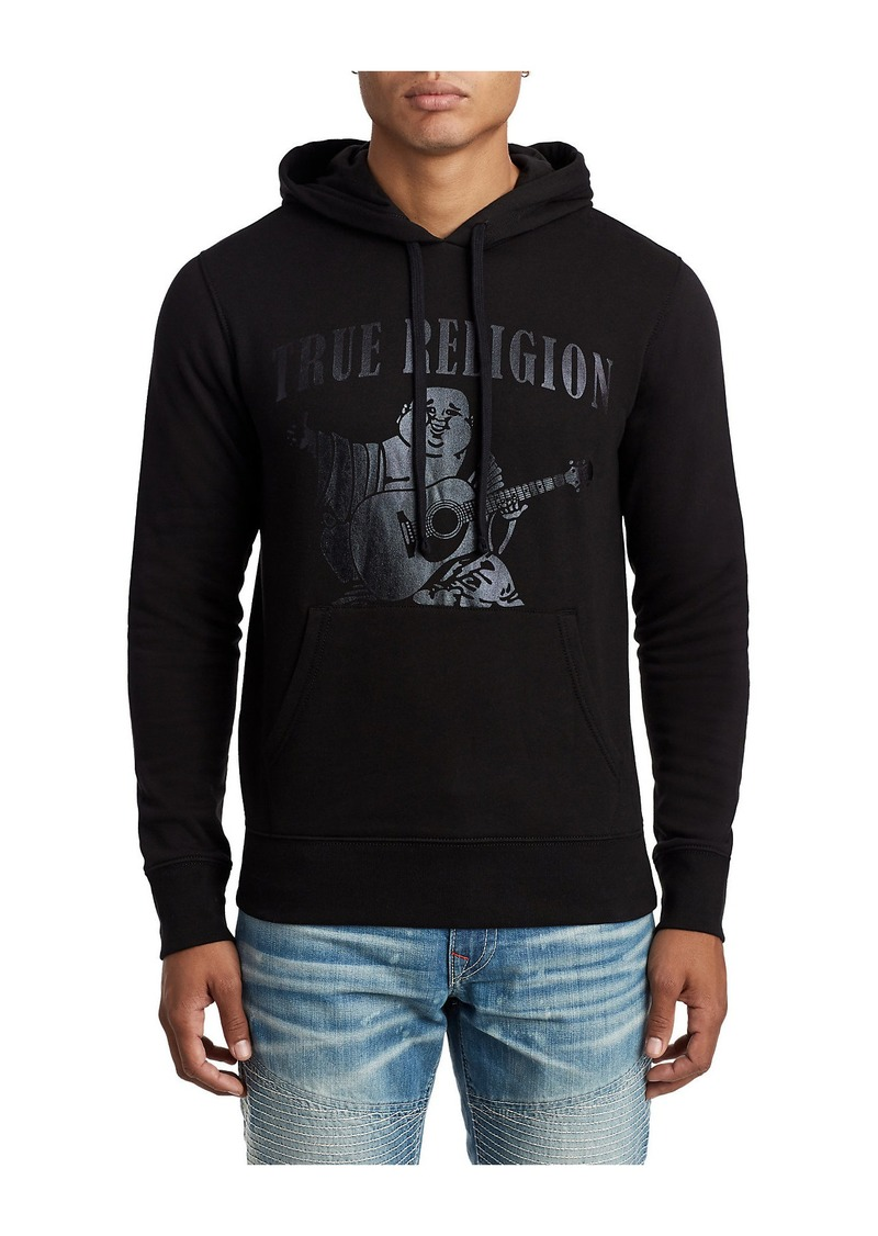 True Religion TONAL GRAPHIC HOODIE