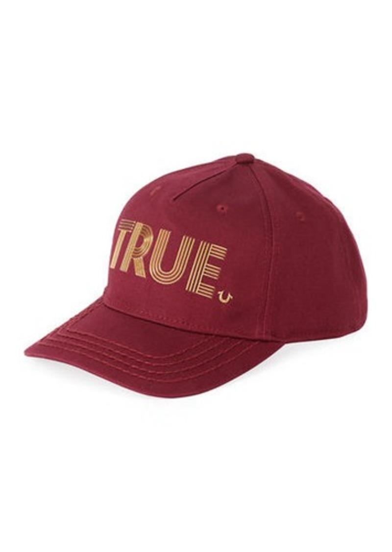 True Religion Men's True Baseball Cap