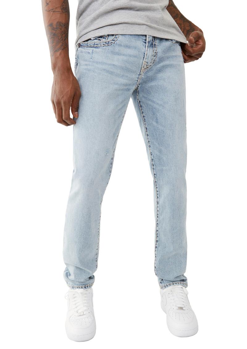 Men's True Religion Brand Jeans Rocco Slim Fit Jeans