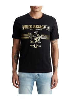 True Religion MENS WORLD TOUR BUDDHA GRAPHIC TEE