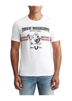 True Religion MENS WORLD TOUR BUDDHA GRAPHIC TEE