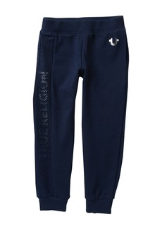 True Religion Mesh Core Sweatpants (Toddler, Little Boys & Big Boys)