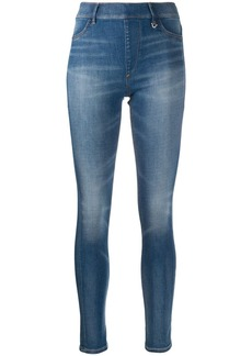 True Religion mid rise skinny jeans