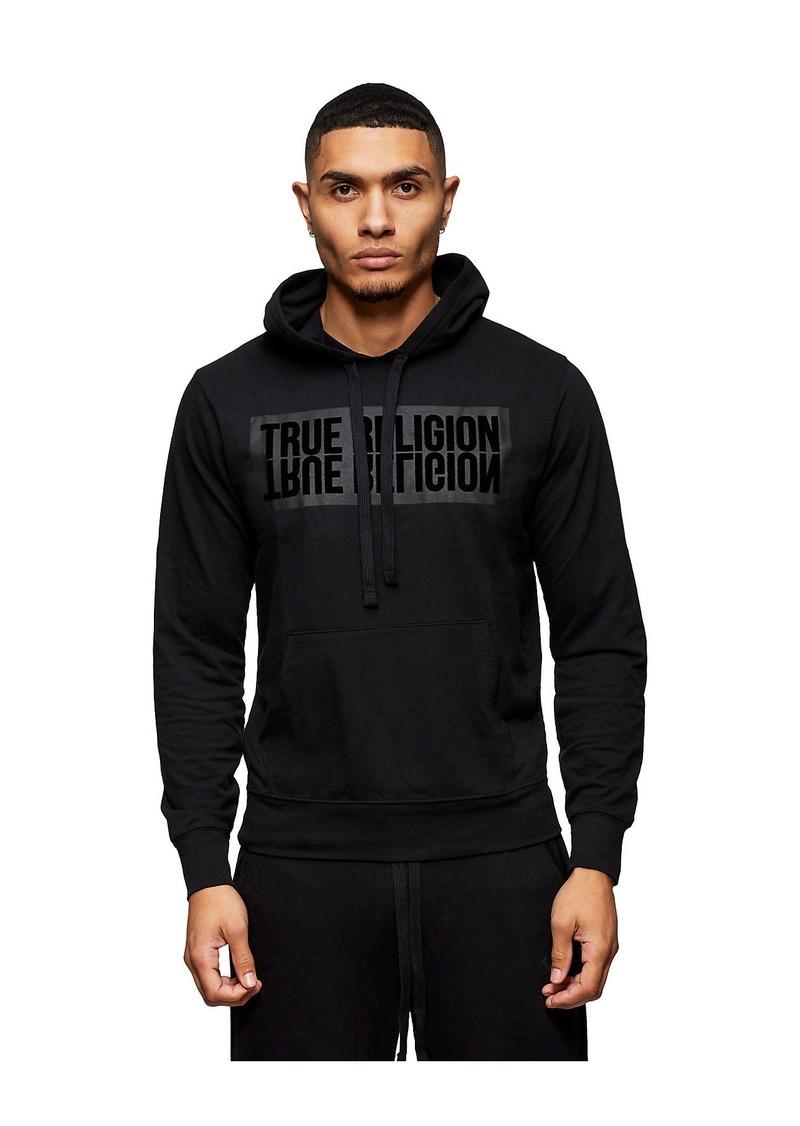 True Religion MIRROR LOGO HOODIE