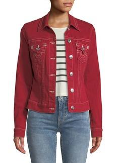True Religion Nat Trucker Jacket