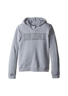 True Religion Paneled Pullover Sweatshirt (Little Kids/Big Kids)