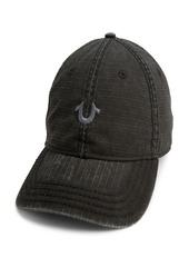 True Religion Pigment Dyed Ripstop Cap