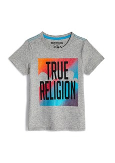 True Religion RAINBOW CLOUD TEE