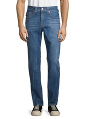 True Religion Relaxed-Fit Logo Jeans