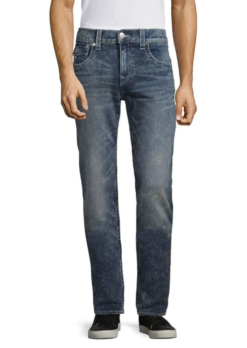 True Religion Relaxed Slim-Fit Jeans