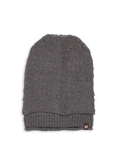 True Religion Ribbed Cuff Hat