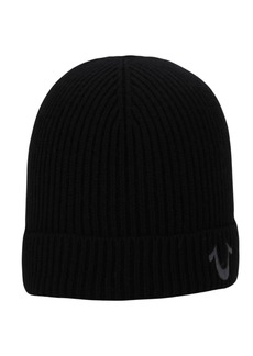 True Religion Ribbed Knit Watchcap