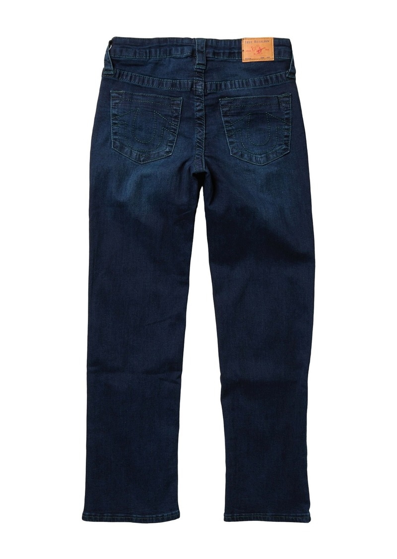 True Religion Rickey Relaxed Straight Fit Jeans (Big Boys)