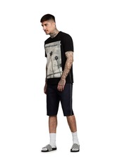 True Religion RICKY REFLECT SHORT