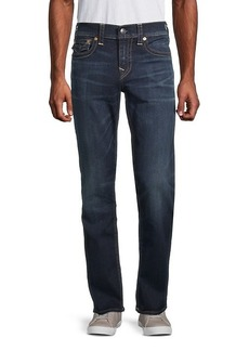 True Religion Ricky Relaxed Straight Jeans
