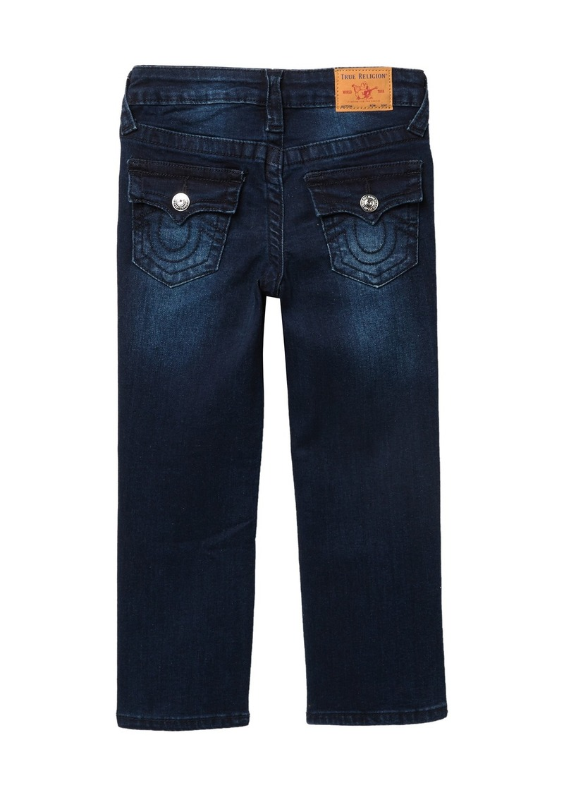 True Religion Ricky Single End Jeans (Toddler & Little Boys)