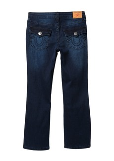 True Religion Ricky Single End Relaxed Straight Leg Jeans (Big Boys)