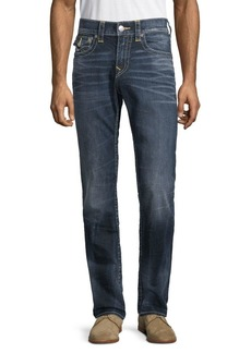 True Religion Rocco Faded Flap Pocket Jeans